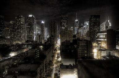 new-york-night